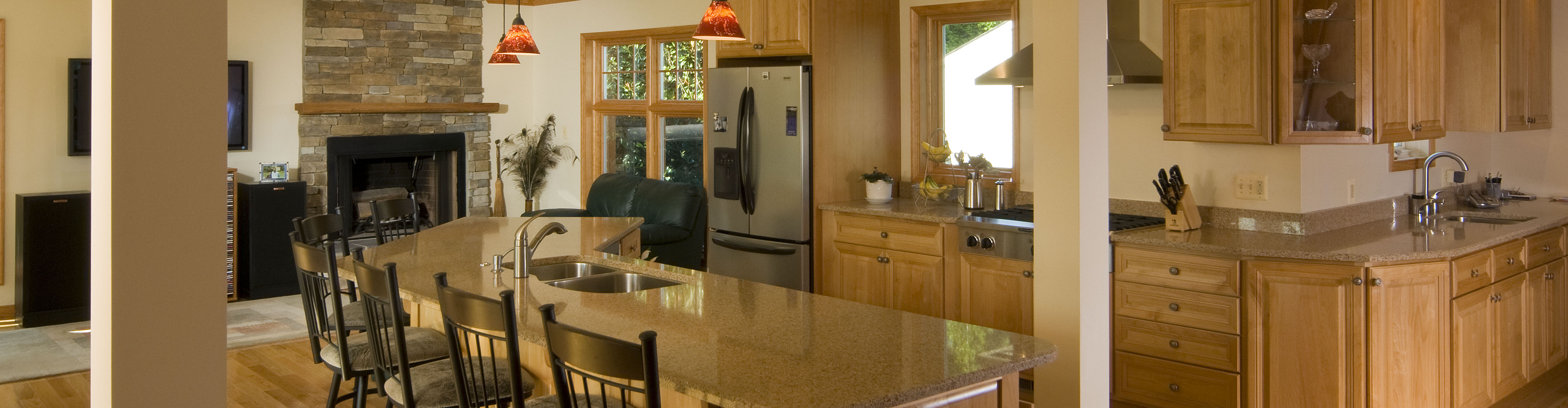 Kitchen & Bathroom Remodeling – Hayes Construction